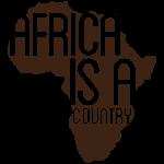 Afrika je jedna země?!